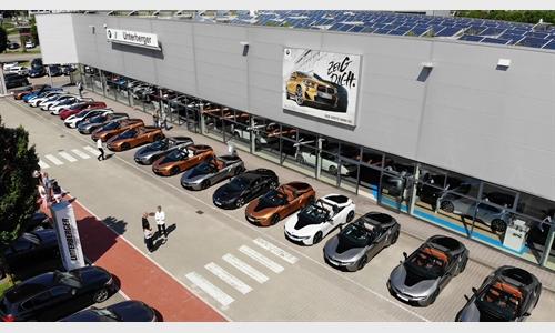 Foto der News Die ersten streng limitierten BMW i8 Roadster