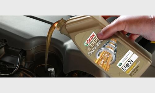 Foto der News Reserveliter Motoröl + eine kostenlose Öltasche