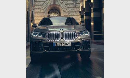 Foto der News Leasingangebot BMW X6 xDrive 30d