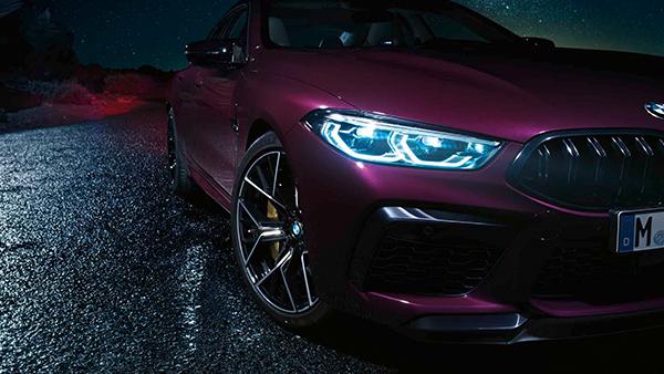 DESIGN BMW M8 COMPETITION GRAN COUPÉ.