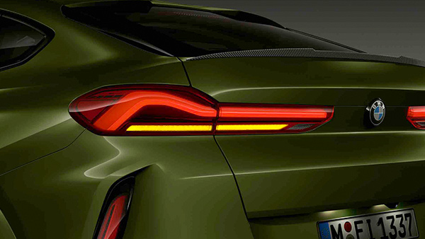 DESIGN BMW X6 M COMPETITION.