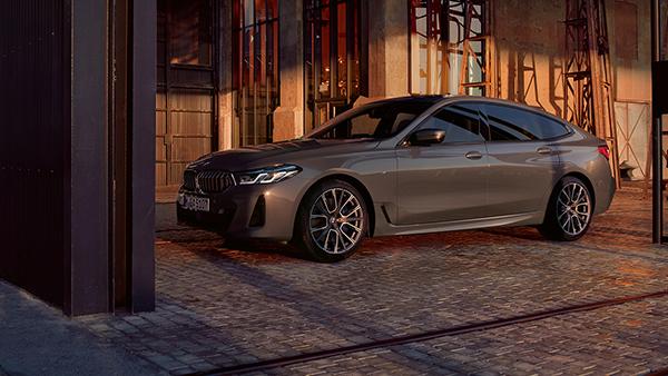 DAS DESIGN DES BMW 6er GRAN TURISMO.