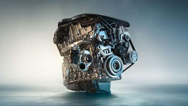 BMW TwinPower Reihen-Turbo 6-Zylinder Dieselmotoren.