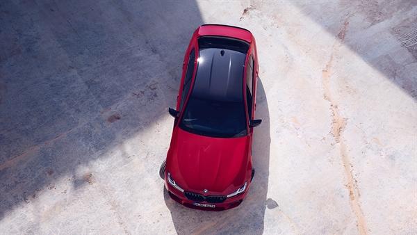 DAS SPORTLICHE M DESIGN DES BMW M5 COMPETITION.