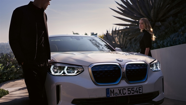 BMW IconicSounds Electric.