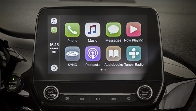 Ford Navigation inkl. Ford SYNC3