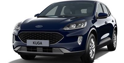 Der neue Ford KUGA Cool&Connect