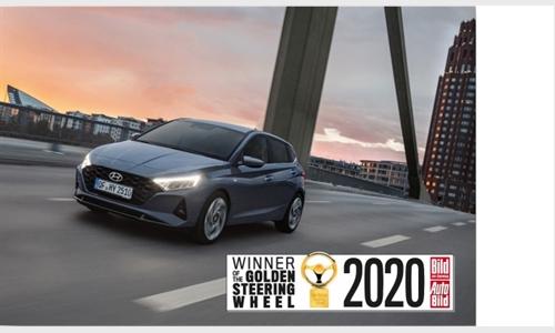 Foto der News Der neue Hyundai i20