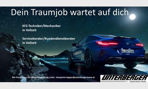 Foto des Stellenangebots KFZ - Techniker / Mechaniker und Serviceberater in Vollzeit