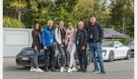Foto der Galerie Porsche World Road Show in Lignières vom 23.09.2020