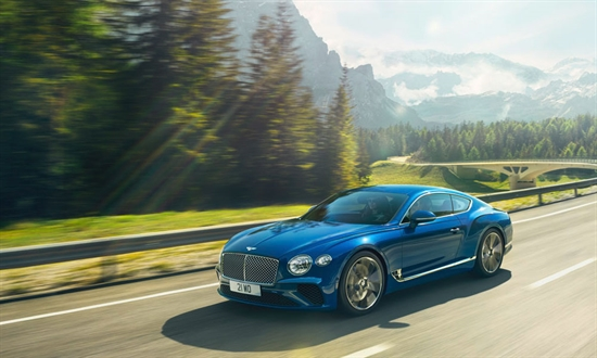 Bild der News DER BRANDNEUE BENTLEY CONTINENTAL GT – DIE DEFINITION VON LUXURIÖSEM GRAND TOURING
