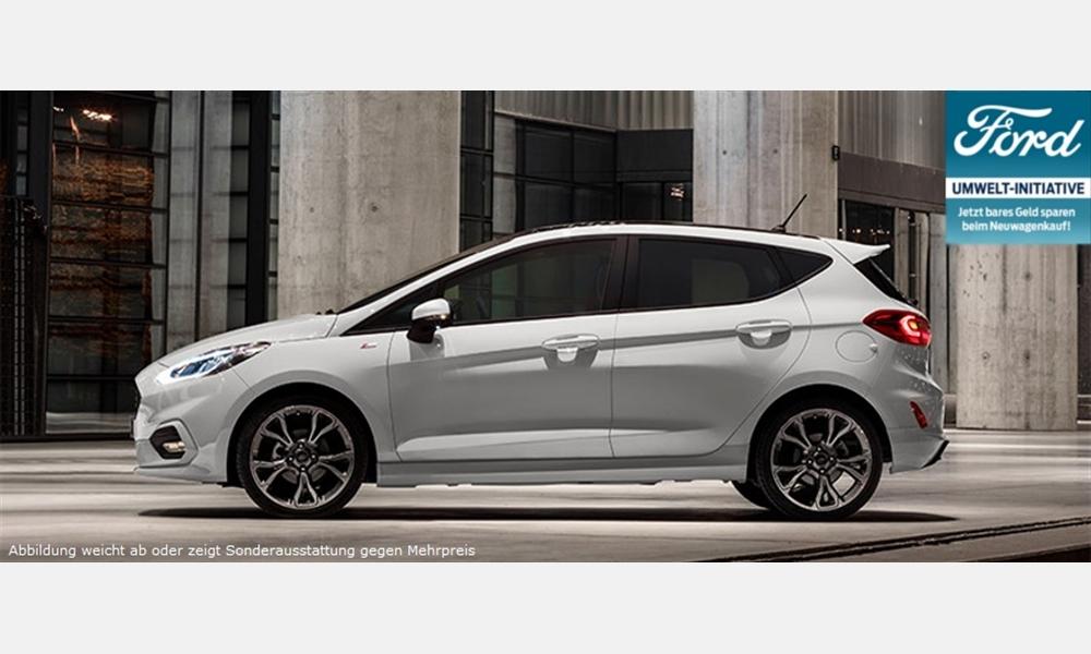 Ford Fiesta Trend 1,1l für 8.950€