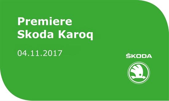 Foto des Events Premiere Skoda Karoq