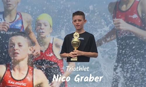 Foto der News Sponsoring Nico Graber