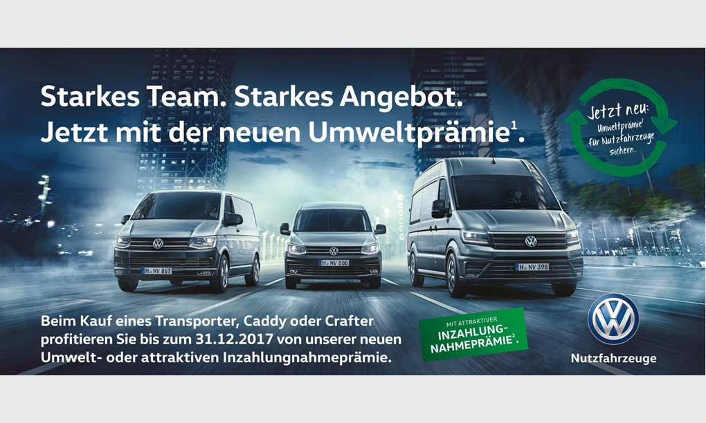 Anzeige: Starkes Team. Starkes Angebot.