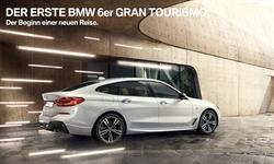 Foto der News Der erste BMW 6er Gran Turismo. - Der Beginn einer neuen Reise.