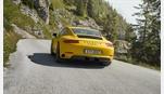 Foto der News Weniger ist mehr – der neue Porsche 911 Carrera T