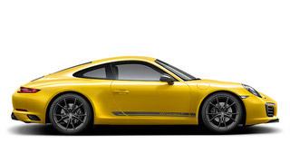 Der neue 911 Carrera T