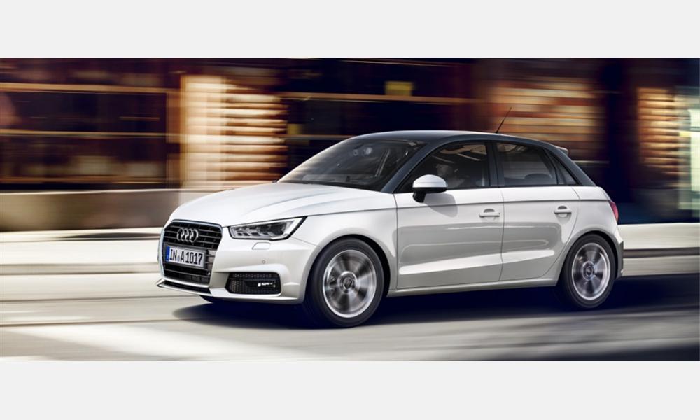 Audi A1 1.0 TFSI ultra für 99 € im Monat