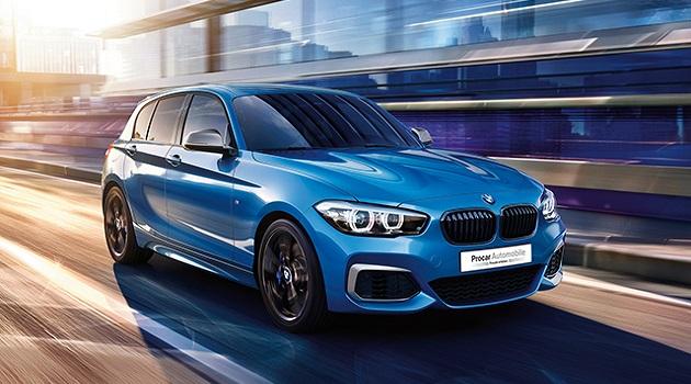 BMW 118d 5-Türer