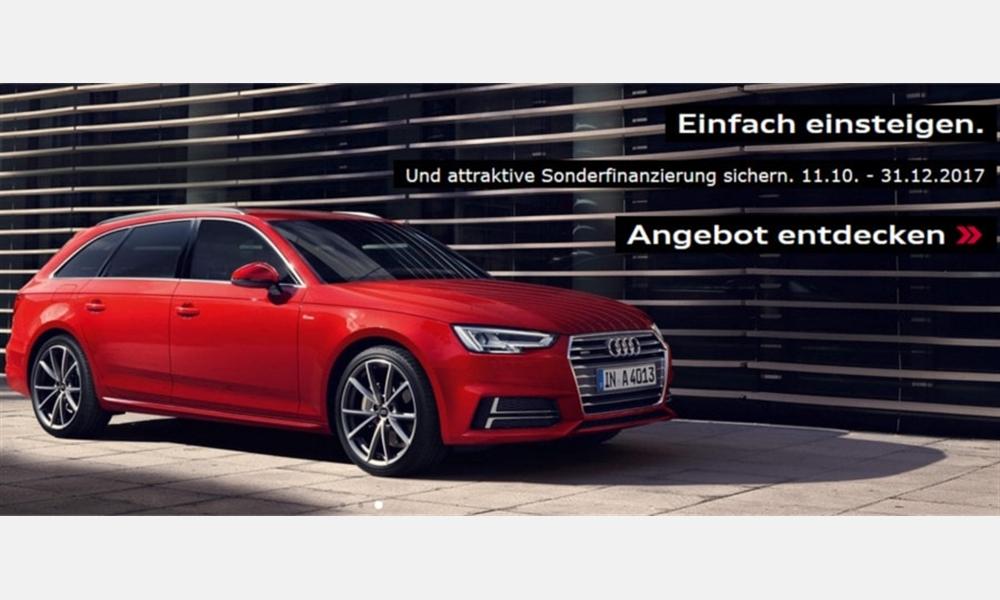 Audi GW :plus Aktion - B/C Offensive