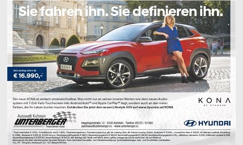 Foto der News Der neue Hyundai Kona