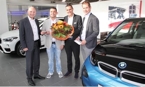 Foto der News Unterberger Automobile knackt 500er-Marke bei Elektrofahrzeugen