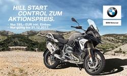 Foto der News Procar Motorrad - Hill Start Control zum Aktionspreis.