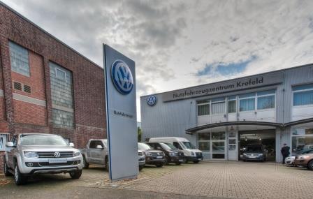 Volkswagen Nutzfahrzeugzentrum Krefeld