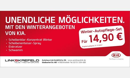 Foto des Zubehörangebots Winter-Autopflege-Set