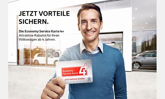 Foto des Serviceangebots Volkswagen Economy Service