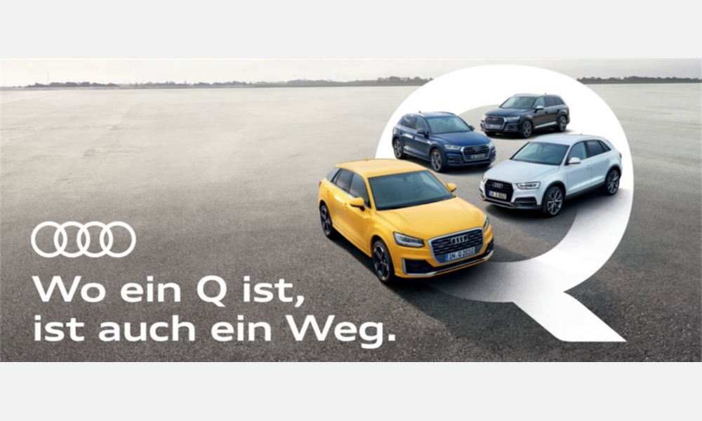 Audi Q3 1.4 TFSI für 26.315,31€