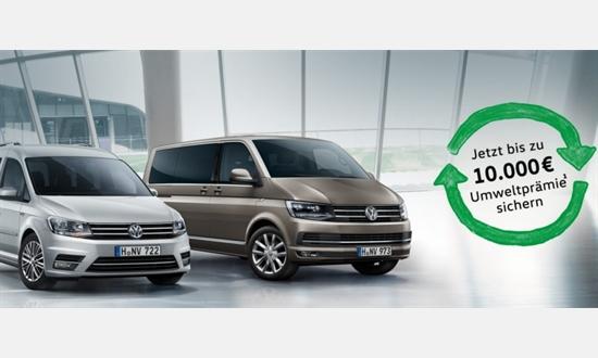 Foto des Serviceangebots Umweltprämie bei VW Nutzfahrzeuge