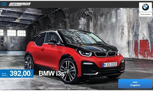 Foto der News Der neue BMW i3s