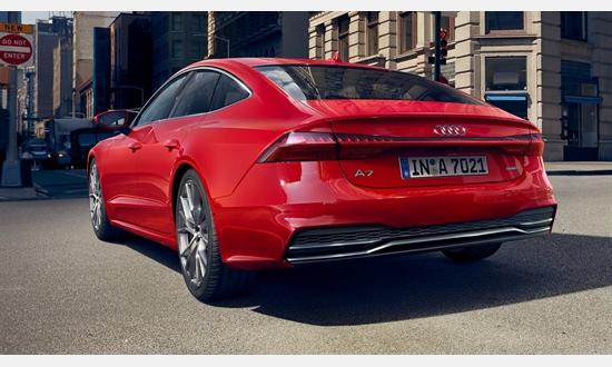 Foto der News Der neue Audi A7