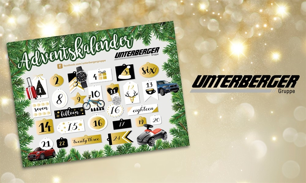 Unterberger Gruppe Adventkalender