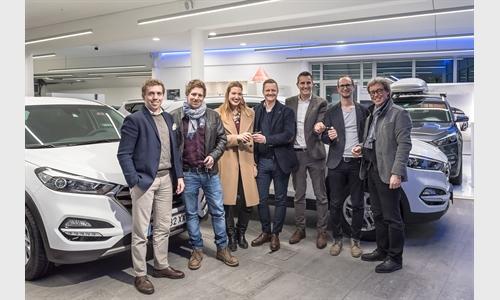 Foto der News Autowelt Kufstein: Spezialist für Flottenkunden