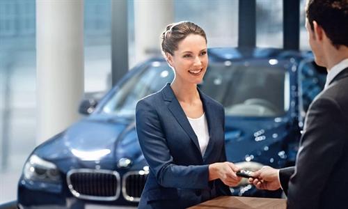 Foto des Stellenangebots Verkäufer/in für Neue Automobile