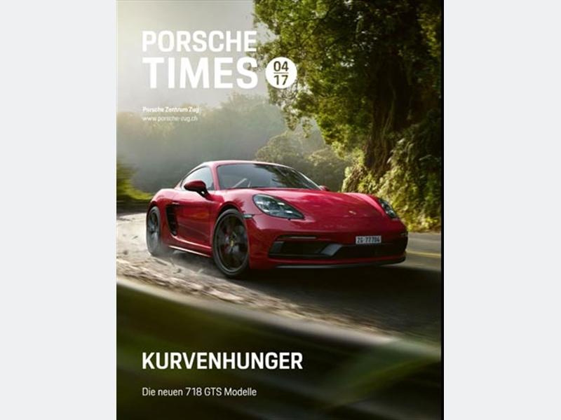 Porsche Times 04/2017