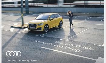 Foto des Serviceangebots Anzeige: Der Audi Q2 mit quattro*