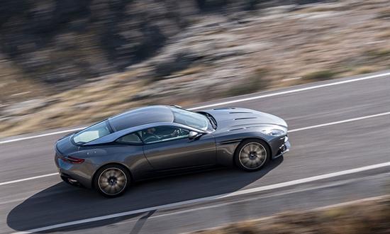 Bild der News Aston Martin DB11 V8: Ein Abenteuer in Andorra - Carfection