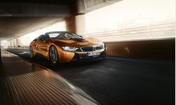 Foto der News DIE ZUKUNFT IST JETZT. Der erste BMW i8 Roadster.