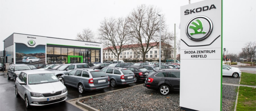 Skoda Zentrum Krefeld