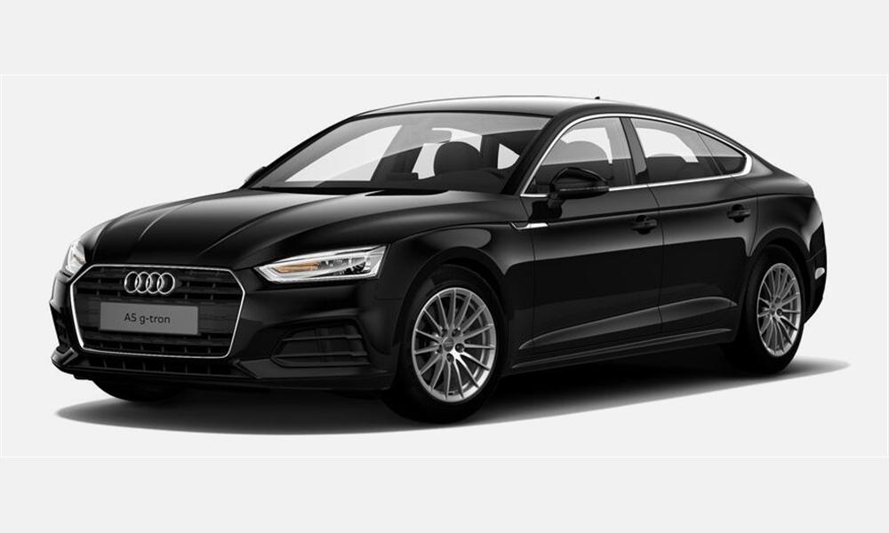 Audi A5 Sportback g-tron 2.0 TFSI für 299€ im Monat