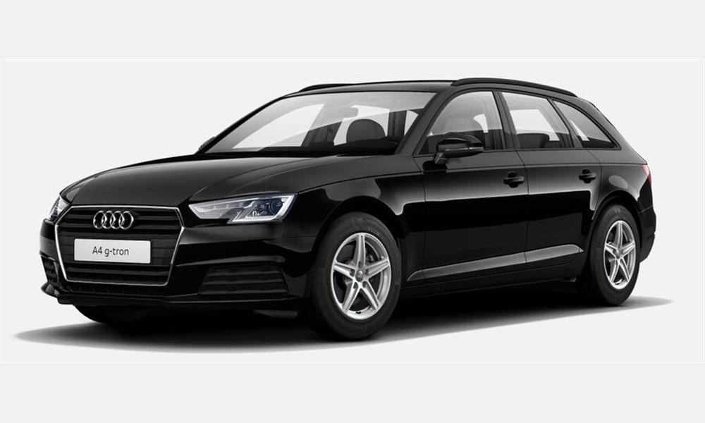 Audi A4 Avant 2.0 TFSI g-tron für 249€ im Monat