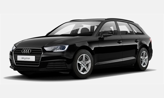 Foto des Serviceangebots Audi A4 Avant 2.0 TFSI g-tron für 249€ im Monat