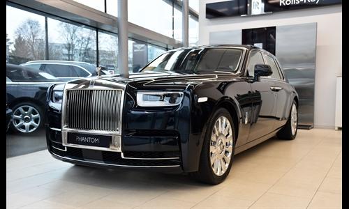 Rolls-Royce Leasing Special 3,9 %