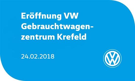 Foto des Events Eröffnungsfeier im neuen Volkswagen GW Zentrum