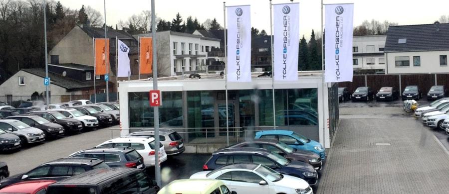 VW Gebrauchtwagenzentrum Krefeld