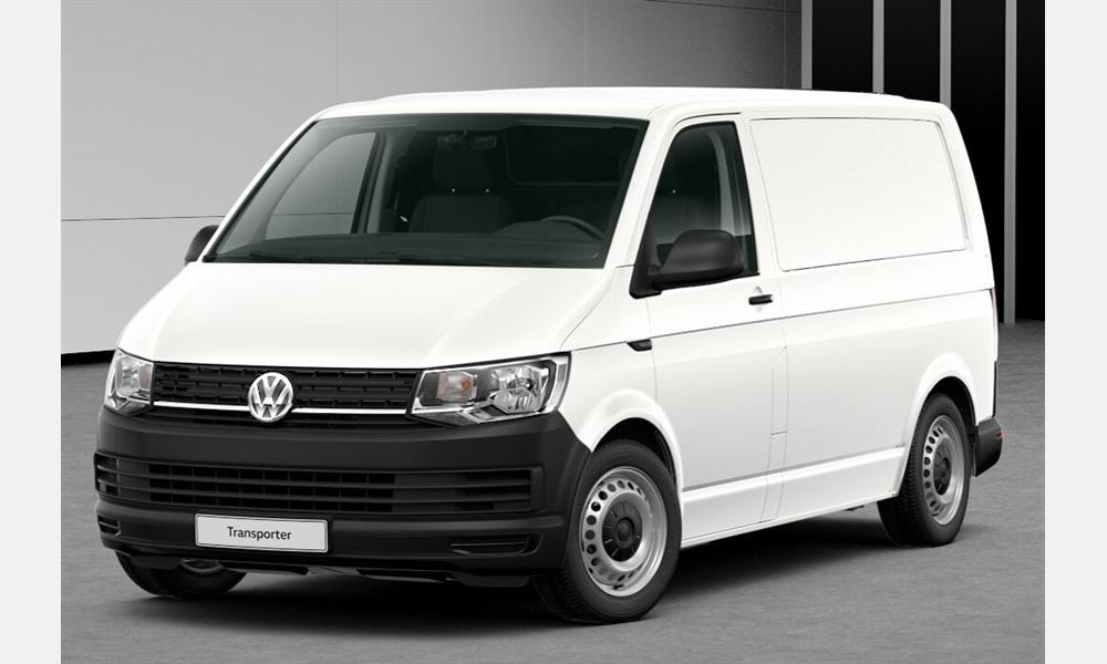 Volkswagen T6 Kasten 2.0 TDI für 139€ im Monat
